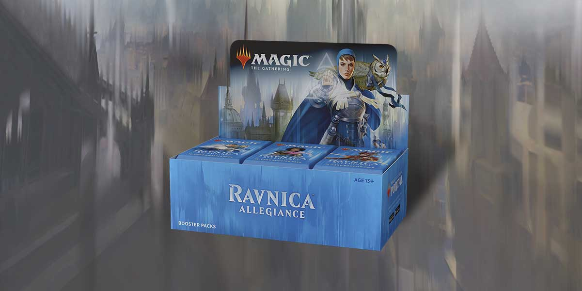 MTG: Ravnica Allegiance Booster -  Wizards of the Coast