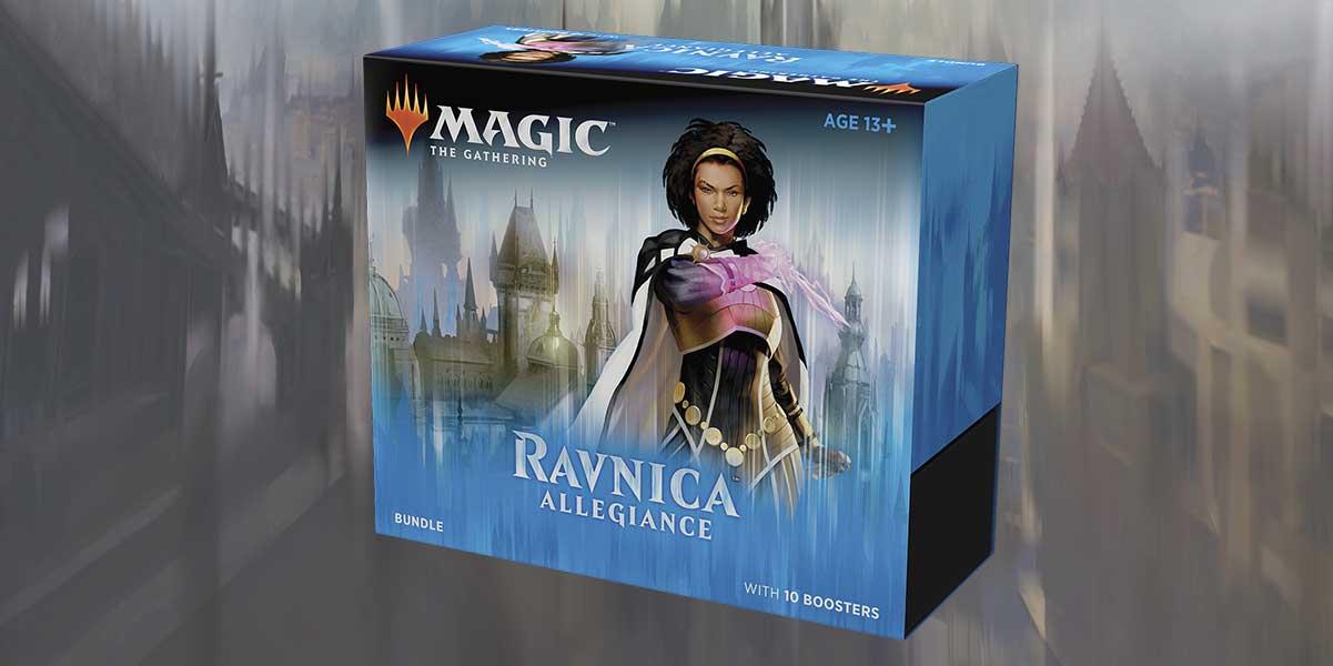 MTG: Ravnica Allegiance Bundle (T.O.S.) -  Wizards of the Coast