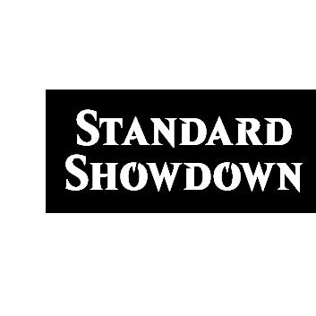 O QUE É O STANDARD SHOWDOWN