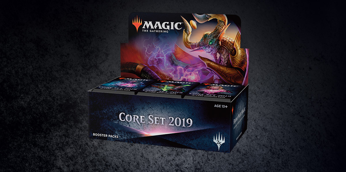 MTG: Core 2019 Booster - Wizards of the Coast