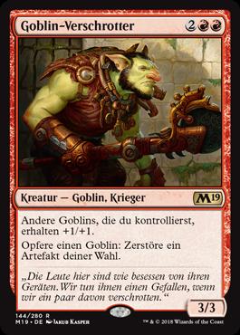 Goblin-Verschrotter