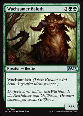 Wachsamer Baloth