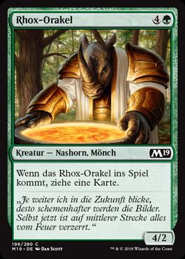Rhox-Orakel
