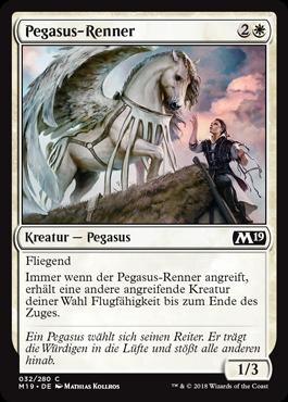 Pegasus-Renner