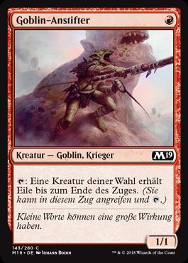 Goblin-Anstifter