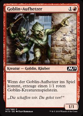Goblin-Aufhetzer
