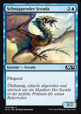 Schnappender Sceada