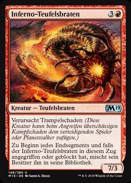 Inferno-Teufelsbraten