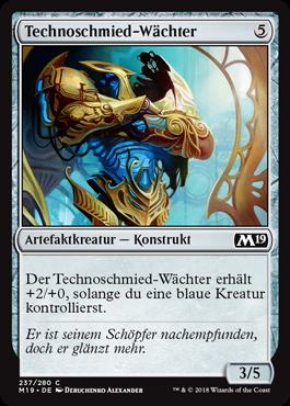 Technoschmied-Wächter