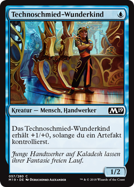 Technoschmied-Wunderkind