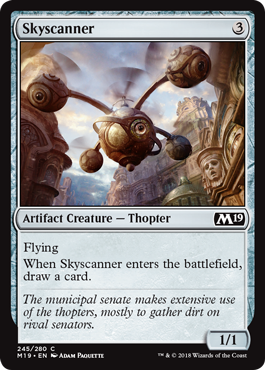 Skyscanner - Magic: the Gathering