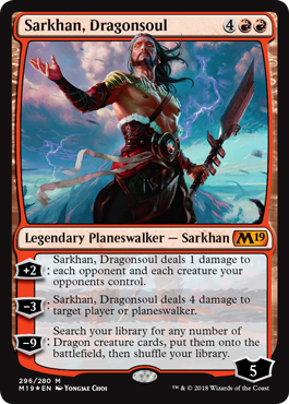 Sarkhan, Dragonsoul