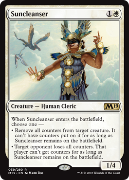 Suncleanser - Magic: the Gathering