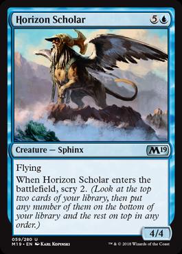Horizon Scholar