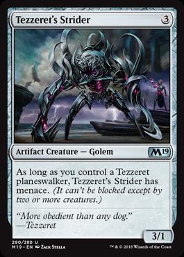 Tezzeret's Strider