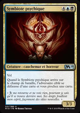 Symbiote psychique