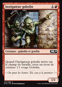 Instigateur gobelin