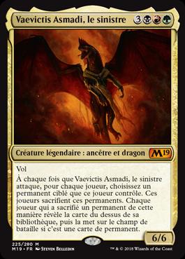 Vaevictis Asmadi, le sinistre