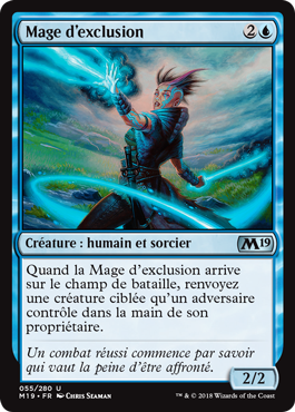 Mage d'exclusion