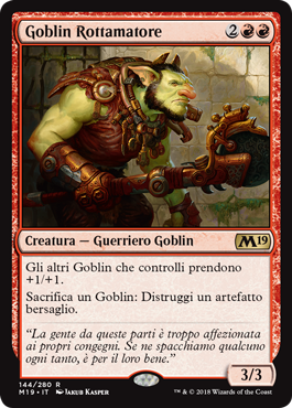Goblin Rottamatore