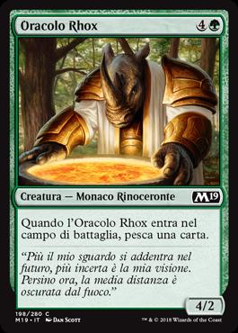 Oracolo Rhox