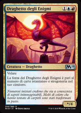 Draghetto degli Enigmi