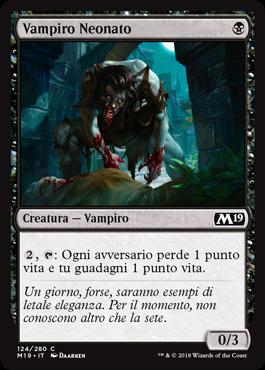 Vampiro Neonato