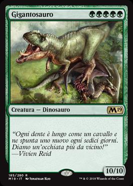 Gigantosauro