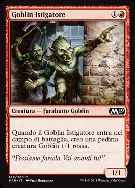 Goblin Istigatore
