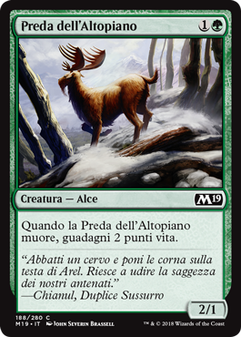 Preda dell'Altopiano