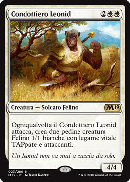 Condottiero Leonid