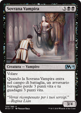 Sovrana Vampira