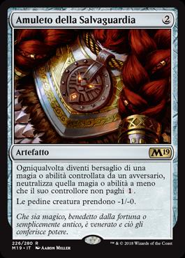 Amuleto della Salvaguardia