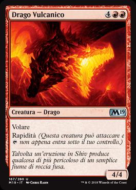 Drago Vulcanico