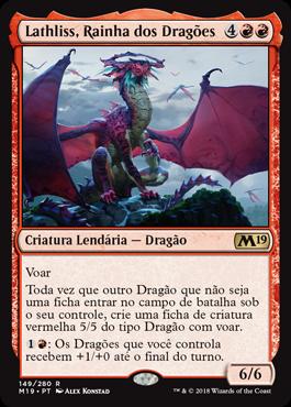 Lathliss, Rainha dos Dragões