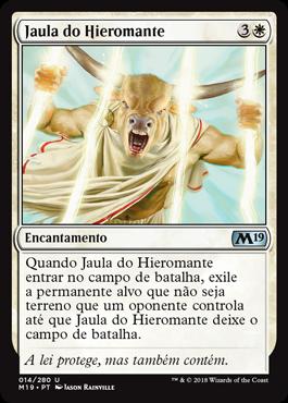 Jaula do Hieromante