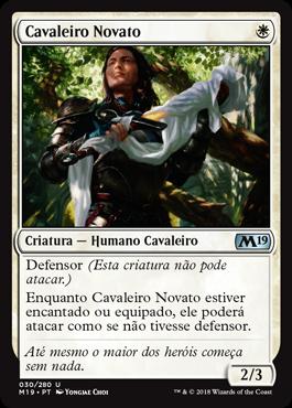 Cavaleiro Novato
