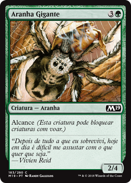 Aranha Gigante