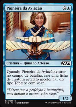 Pioneira da Aviação