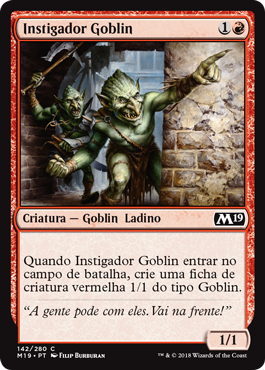 Instigador Goblin
