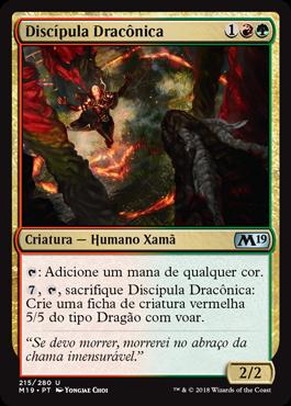 Discípula Dracônica