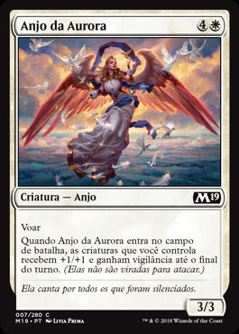 Anjo da Aurora