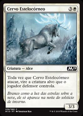 Cervo Estelocórneo