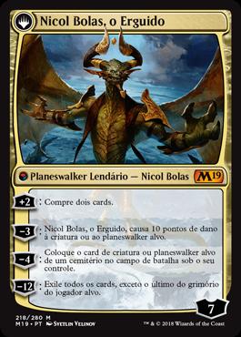 Nicol Bolas, o Erguido