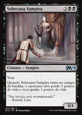 Soberana Vampira