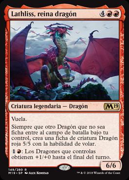 Lathliss, reina dragón