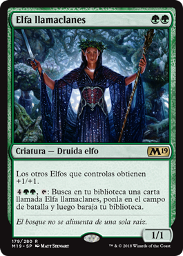 Elfa llamaclanes