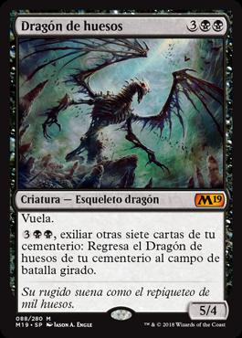 Dragón de huesos