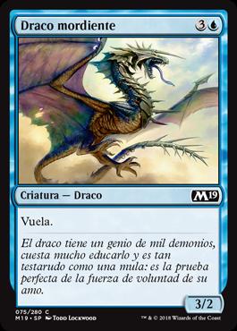 Draco mordiente