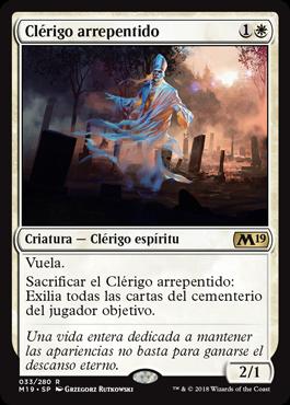 Clérigo arrepentido